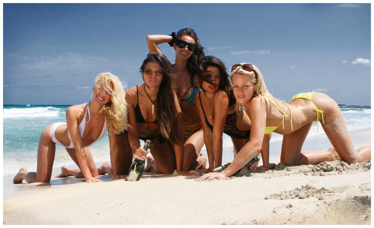 Ibiza girls 2011
