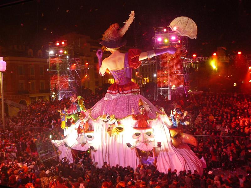 European Carnivals | Travelling through Europe
