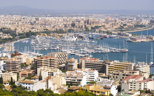 Palma De Mallorca, Spain, Balearic Islands
